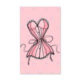 flirty-corset_12x18.png Wall Sticker