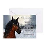 Pet Horse Sympathy Card, Loss Of Pet Horse