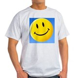 Smiley face symbol - T-Shirt