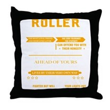 FLU Warning 2013 Suede Pillow