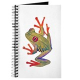 """Red-eyed tree Frog"""" Journal"