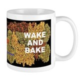 The Wake &amp; Bake coffee Coffee Mug