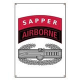 CAB w Sapper - Abn Tab Banner