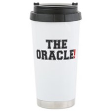 THE ORACLE! Ceramic Travel Mug