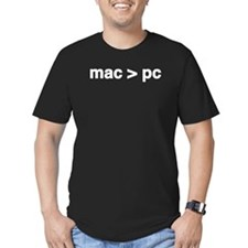 MAC>PC T-Shirt