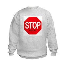 Stop Arnav Sweatshirt