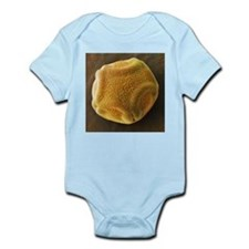 Alder tree pollen grain, SEM - Infant Bodysuit
