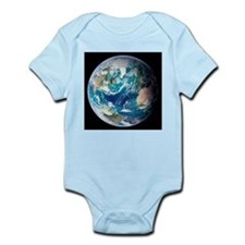 Blue Marble image of Earth (2005) - Infant Bodysui