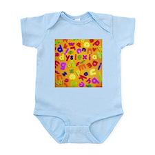 Dyslexia - Infant Bodysuit