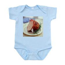 Sliced ham - Infant Bodysuit