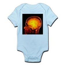 Brain anatomy, MRI scan - Infant Bodysuit