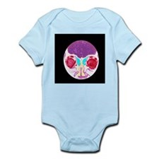 Nose and sinuses, CT scan - Infant Bodysuit