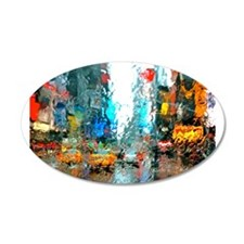 Times Sq. No. 7 Wall Decal