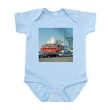 Container ship - Infant Bodysuit