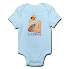 Latina Infant Bodysuit
