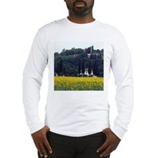 Tuscany Landscape Long Sleeve T-Shirt