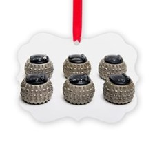 IBM Selectric typeballs, 1970s - Ornament