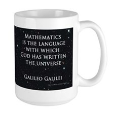Galileos Universe Coffee Mug