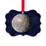 Asteroid Ceres, artwork - Ornament