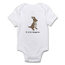 k is for kangaroo Onesie
