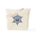 California Park Ranger Tote Bag