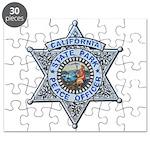 California Park Ranger Puzzle