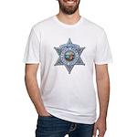 California Park Ranger Fitted T-Shirt