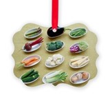 Vegetables - Picture Ornament
