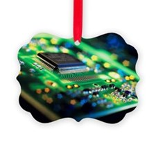 Circuit board - Ornament