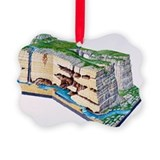 Karst landscape - Ornament