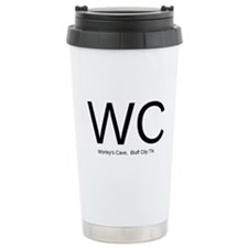 Worley's Cave, Bluff City TN - Ceramic Travel Mug