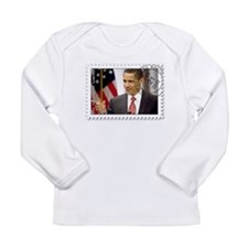 Obama Inauguration 2013 Long Sleeve Infant T-Shirt
