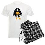 Laughing Penguin 1 Men's Light Pajamas