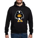 Laughing Penguin 1 Hoodie (dark)