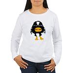 Laughing Penguin 1 Women's Long Sleeve T-Shirt