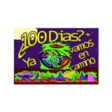 100th Day Aliens SPANISH Wall Decal