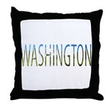 Funny Mt Throw Pillow