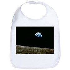 Earthrise over Moon, Apollo 8 - Bib