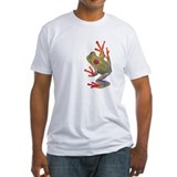 """Red-eyed tree Frog"""" Shirt"