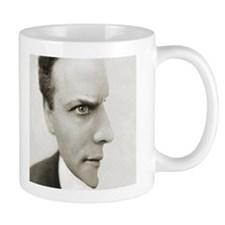 Houdini Optical Illusion Mug, Both Sides