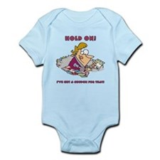 HOLD ON! Infant Bodysuit