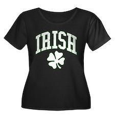 IRISH with Shamrock T