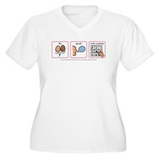 t-wsws Plus Size T-Shirt