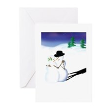 Unique Tango dance Greeting Cards (Pk of 20)
