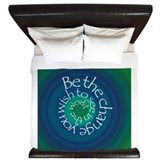 Be the Change King Duvet