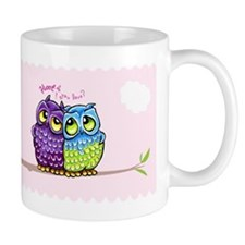 Owls in Love Mug