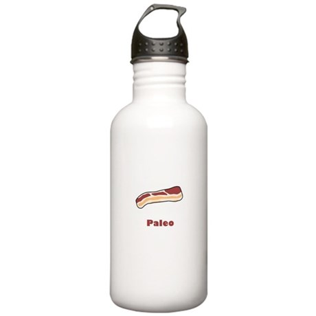 Paleo Bacon Stainless Water Bottle 1.0L