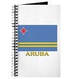 Aruba Flag Stuff Journal