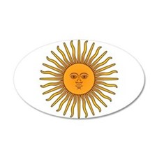 Sol de Mayo Wall Decal