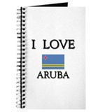 I Love Aruba Journal